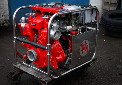 GP1600 Fire Pump