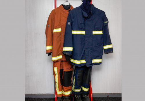 Fire Service Tunic and Leggings